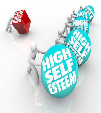 how to develop self esteem